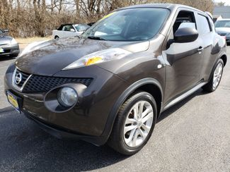 2012 Nissan JUKE SL | Champaign, Illinois | The Auto Mall of Champaign in Champaign Illinois