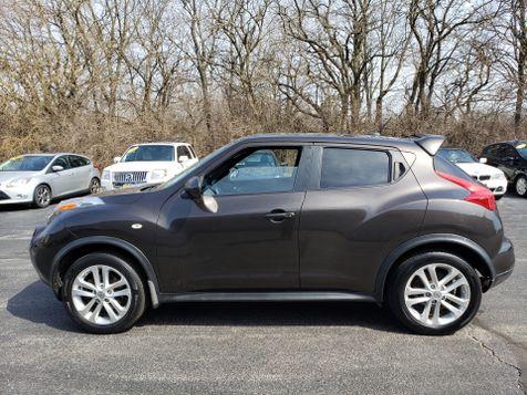 2012 Nissan JUKE SL | Champaign, Illinois | The Auto Mall of Champaign in Champaign, Illinois