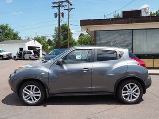 2012 Nissan JUKE SL Englewood, CO 8