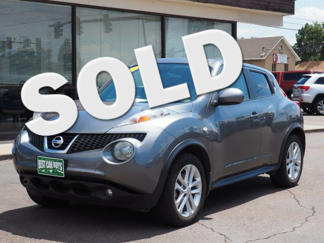 2012 Nissan JUKE SL Englewood, CO
