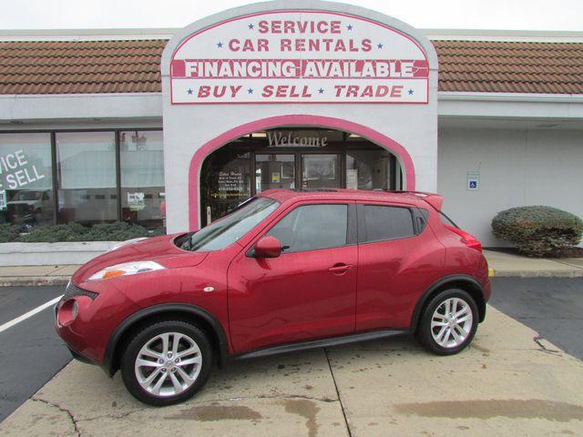 2012 Nissan JUKE *SOLD!