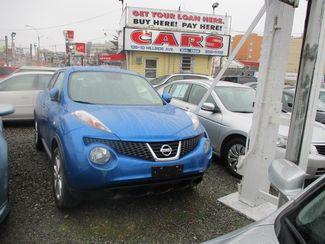 2012 Nissan JUKE SV Jamaica, New York 1