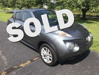2012 Nissan-2 Owner!  Carfax Clean!! JUKE-SHOWROOM CONDITION! SV-CARMARTSOUTH.COM Knoxville, Tennessee