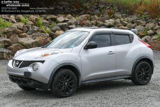 2012 Nissan JUKE SL AWD Naugatuck, Connecticut
