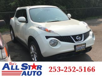 2012 Nissan Juke SV AWD in Puyallup Washington, 98371