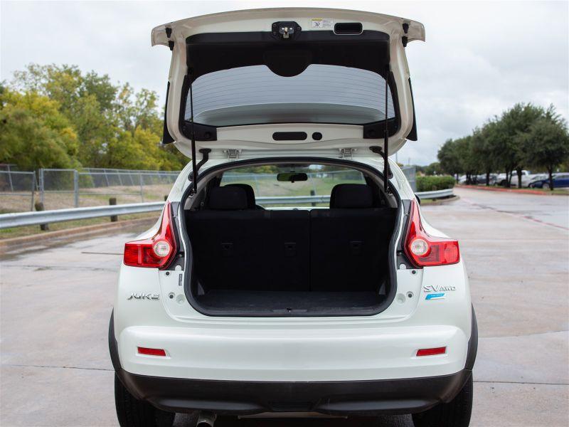 2012 Nissan JUKE SV in Rowlett, Texas