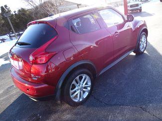 2012 Nissan JUKE SL Valparaiso, Indiana 3