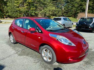 2012 Nissan LEAF SL in Eastsound, WA 98245