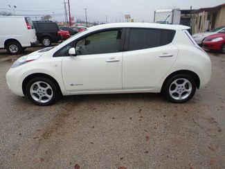 2012 Nissan LEAF SL | Fort Worth, TX | Cornelius Motor Sales in Fort Worth TX