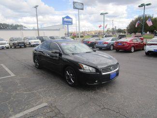 2012 Nissan Maxima 35 S wLimited Edition Pkg  Abilene TX  Abilene Used Car Sales  in Abilene, TX