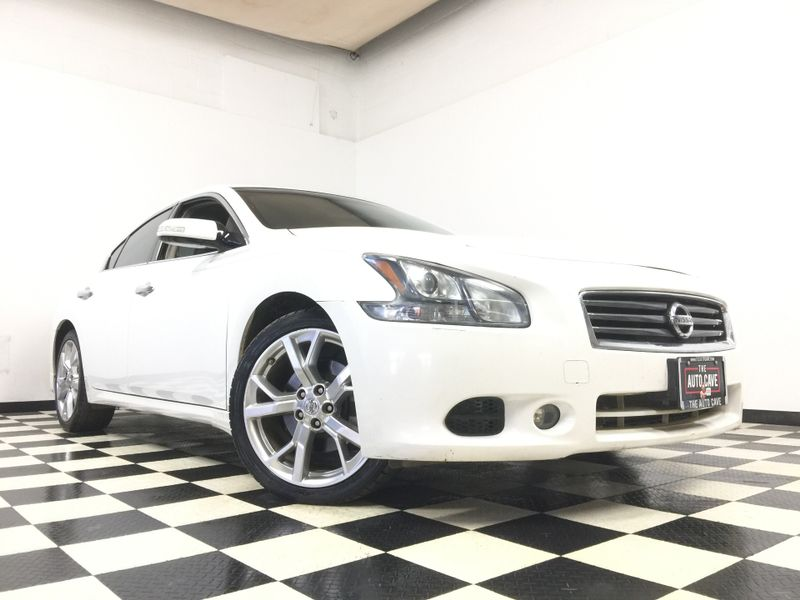 2012 Nissan Maxima *Get Approved NOW*   The Auto Cave in Addison