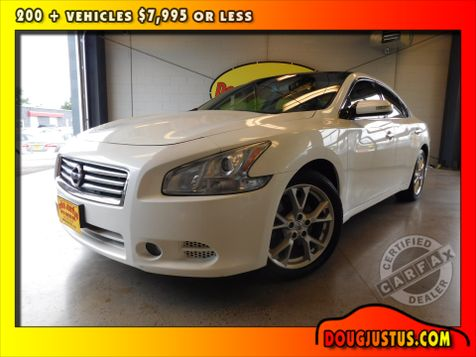 2012 Nissan Maxima 3.5 SV w/Premium Pkg in Airport Motor Mile ( Metro Knoxville ), TN