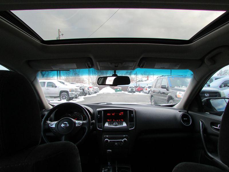2012 Nissan Maxima 35 S wLimited Edition Pkg  city Utah  Autos Inc  in , Utah