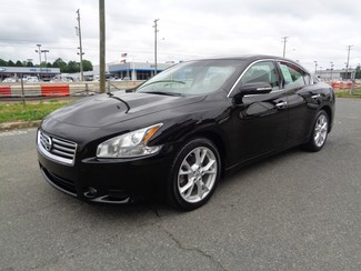 2012 Nissan Maxima 3.5 SV Charlotte, North Carolina 11