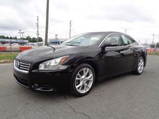 2012 Nissan Maxima 3.5 SV Charlotte, North Carolina 12
