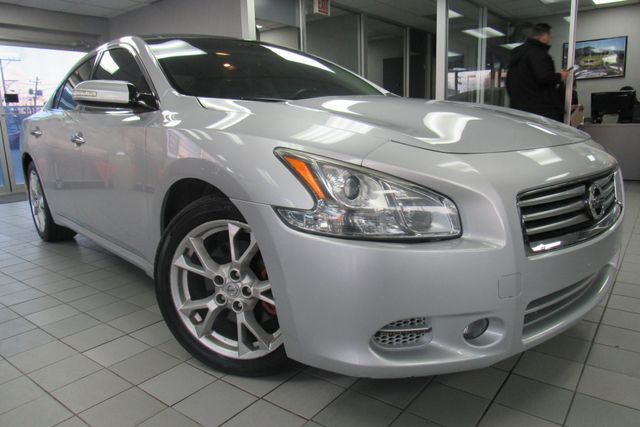 2012 Nissan Maxima 3.5 SV w/Premium Pkg Chicago, Illinois