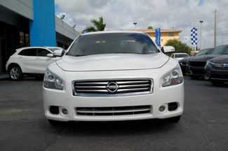 2012 Nissan Maxima 3.5 S w/Limited Edition Pkg Hialeah, Florida 1