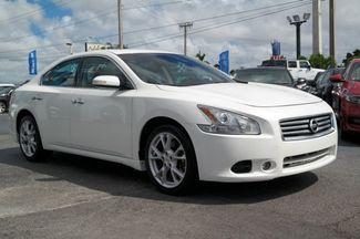 2012 Nissan Maxima 3.5 S w/Limited Edition Pkg Hialeah, Florida 2