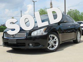 2012 Nissan Maxima 3.5 SV w/Premium Pkg | Houston, TX | American Auto Centers in Houston TX