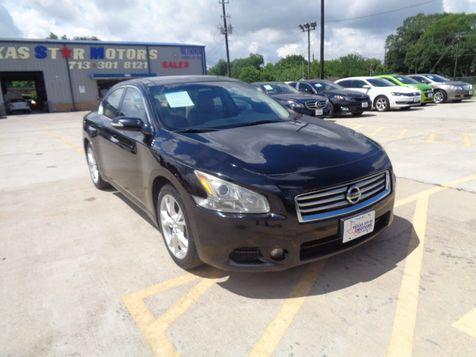 2012 Nissan Maxima 3.5 SV w/Premium Pkg in Houston