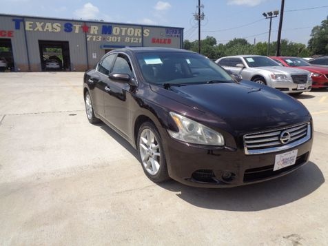 2012 Nissan Maxima S in Houston