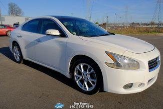 2012 Nissan Maxima SV w/Premium Pkg / PANO ROOF /NAVIGATION/LEATHER in Memphis, Tennessee 38115