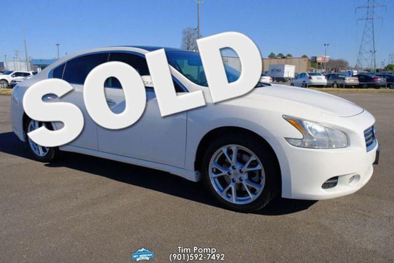 2012 Nissan Maxima 3.5 SV w/Premium Pkg | Memphis, Tennessee | Tim Pomp - The Auto Broker in Memphis Tennessee