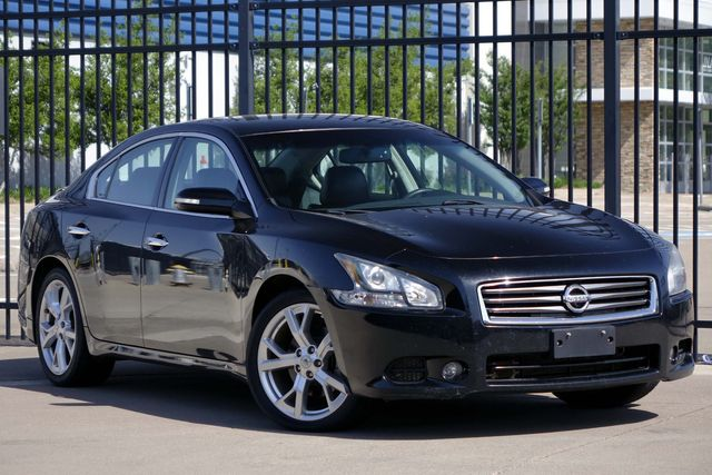 2012 Nissan Maxima SV SPORT PKG*** RATES AS LOW AS 1.99 APR* ***