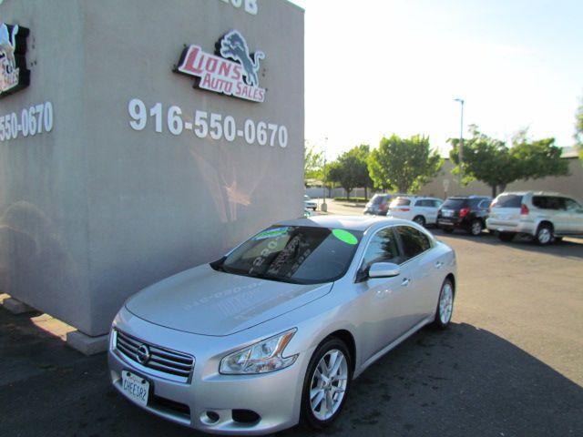 2012 Nissan Maxima 3.5 S in Sacramento, CA 95825