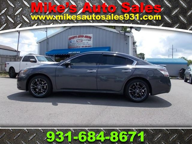2012 Nissan Maxima 3.5 S w/Limited Edition Pkg Shelbyville, TN