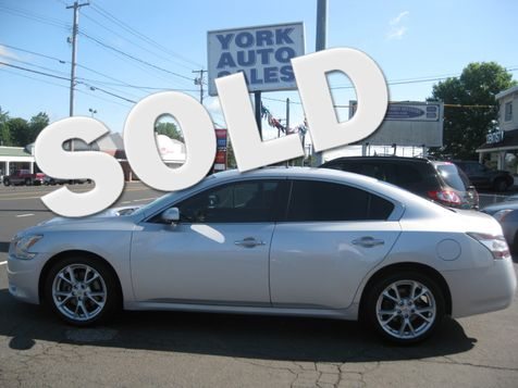 2012 Nissan Maxima 3.5 S in , CT