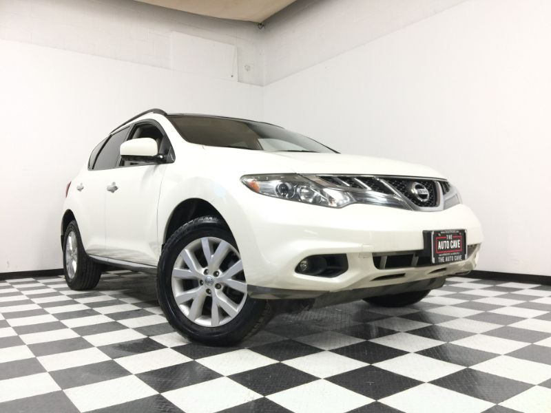 2012 Nissan Murano *Simple Financing*   The Auto Cave in Addison