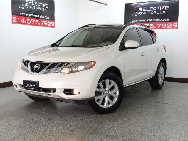 2012 Nissan Murano SL, LEATHER SEATS, HEATED FRONT SEATS, BOSE