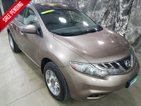 2012 Nissan Murano AWD SV in Dickinson, ND