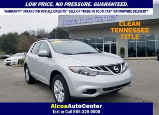 2012 Nissan Murano SL AWD w/Leather/Navigation in Louisville, TN 37777