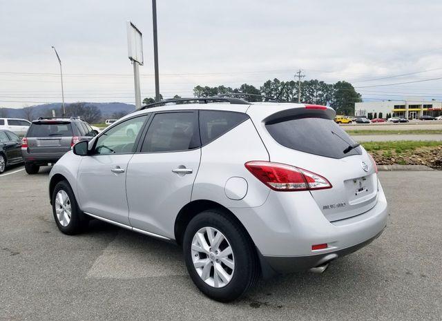 2012 Nissan Murano AWD SL in Louisville, TN 37777
