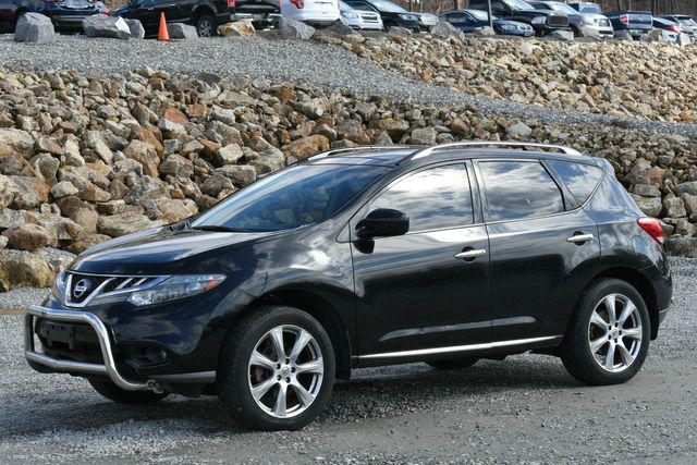 2012 Nissan Murano LE Naugatuck, Connecticut