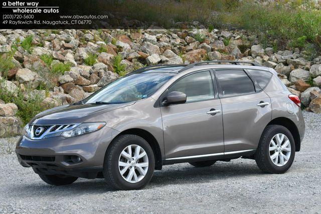 2012 Nissan Murano SL Naugatuck, Connecticut