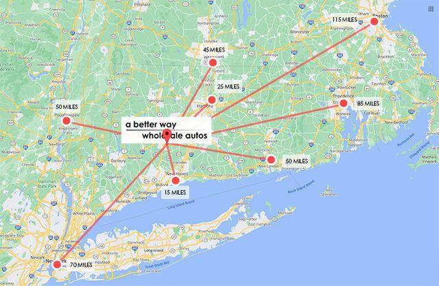 2012 Nissan Murano SL Naugatuck, Connecticut 28