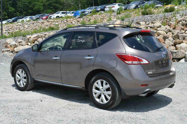 2012 Nissan Murano SL AWD Naugatuck, Connecticut 4