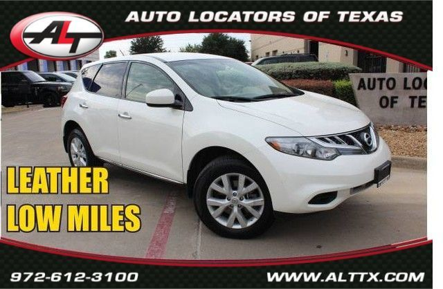 2012 Nissan Murano S in Plano, TX 75093