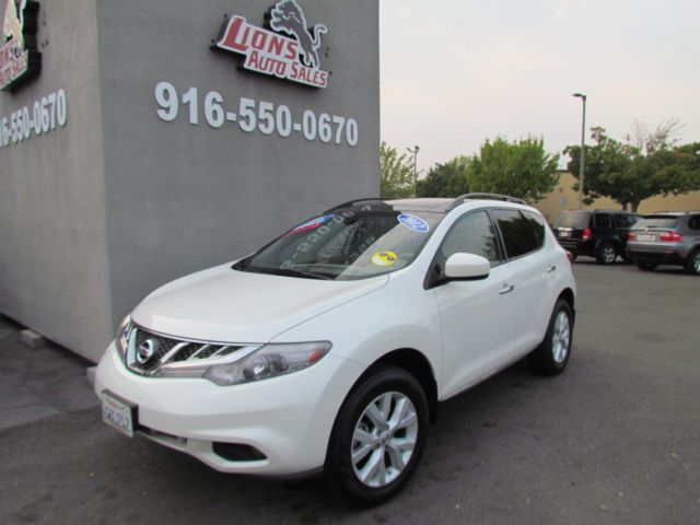 2012 Nissan Murano SL Extra Clean