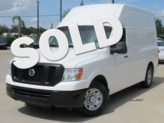 2012 Nissan NV2500HD S High Roof   Houston, TX   American Auto Centers in Houston TX