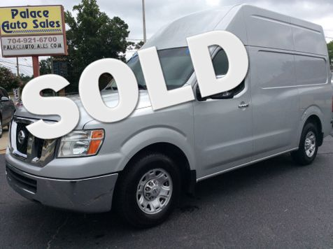 2012 Nissan NV3500HD SV in Charlotte, NC