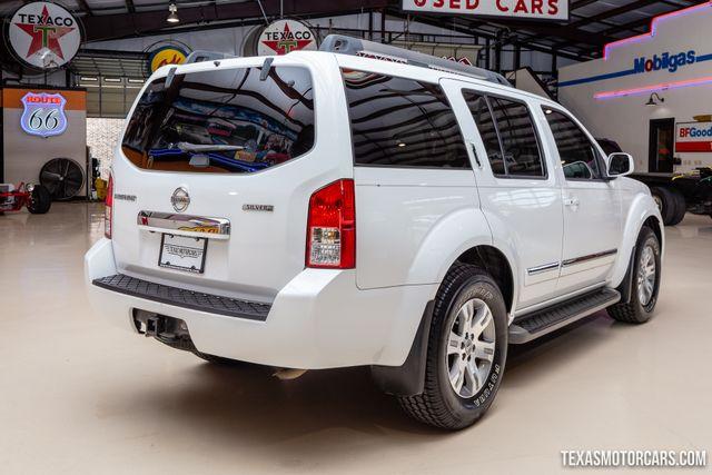 2012 Nissan Pathfinder Silver Edition in Addison, Texas 75001