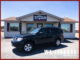 2012 Nissan Pathfinder S in Amarillo, TX 79110
