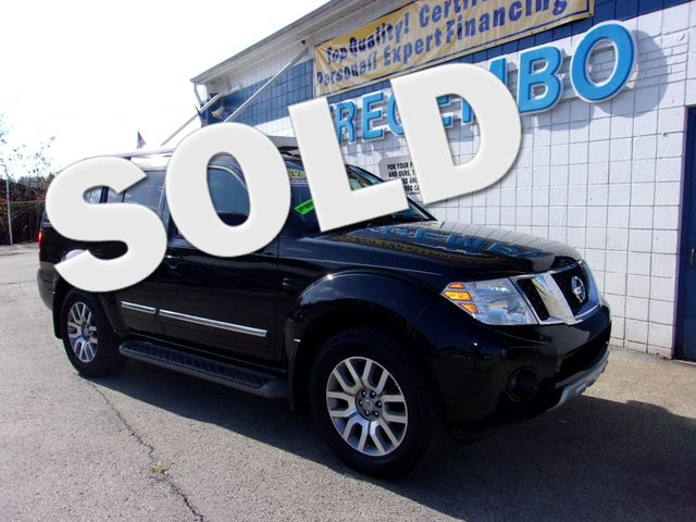 2012 Nissan Pathfinder LE in Bentleyville Pennsylvania, 15314