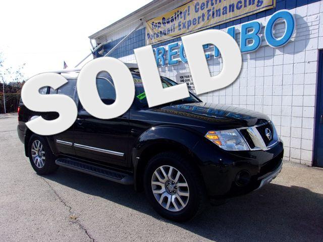 2012 Nissan Pathfinder 4x4 LE in Bentleyville, Pennsylvania 15314