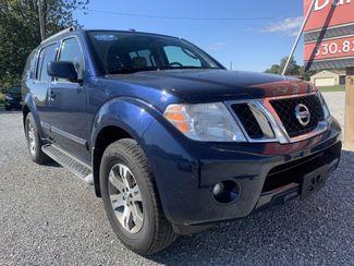 2012 Nissan Pathfinder Silver Edition in Dalton, OH 44618
