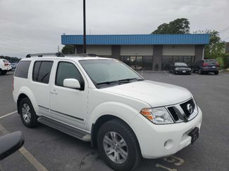 2012 Nissan Pathfinder Silver Edition in Harrisonburg, VA 22802